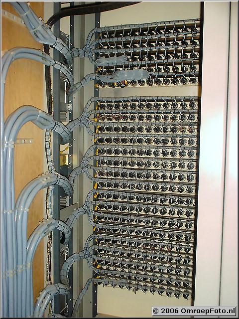 Foto 20-390.Achterkant van het steekveld van de GRK.Gebouwd door WebMaster Wim.Philips(school)kwaliteit...