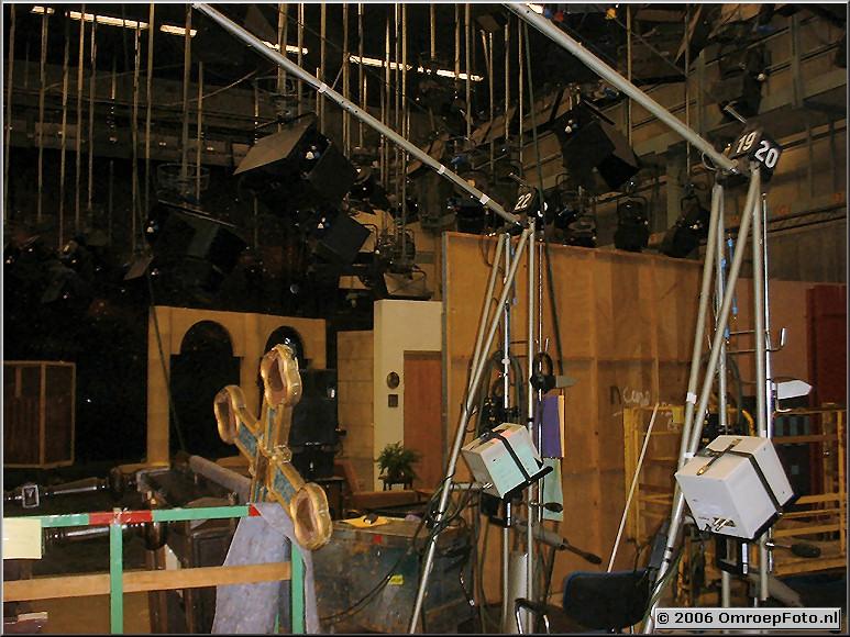 Foto 20-394. 'Old shaders just fade away, studiohengels never die'