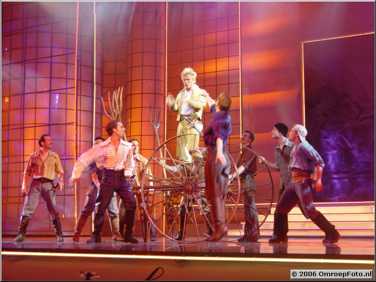 Foto 29-575. 'Musical Award 2003'