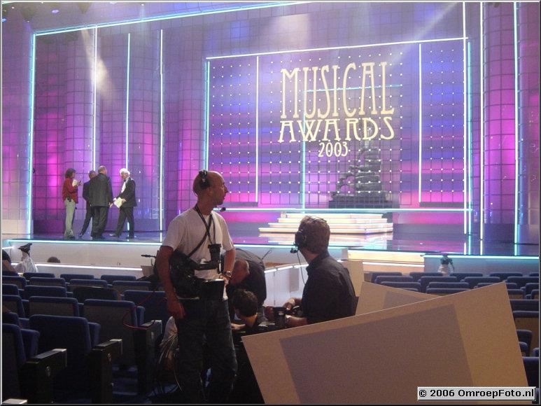 Foto 29-580. 'Musical Award 2003'