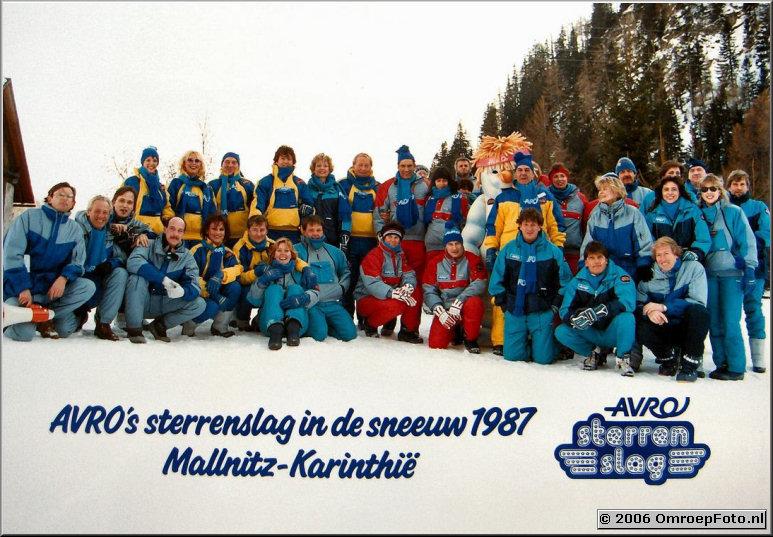 Foto 31-606. 'Sterrenslag' 1987