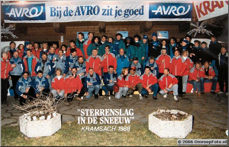 Foto 31-607. 'Sterrenslag' 1988