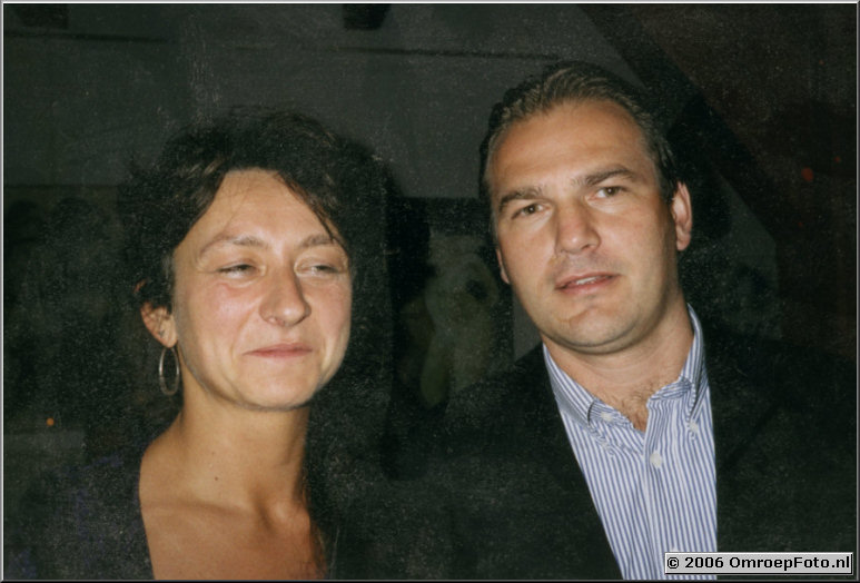 Foto 32-627. Miriam (?) en Danny