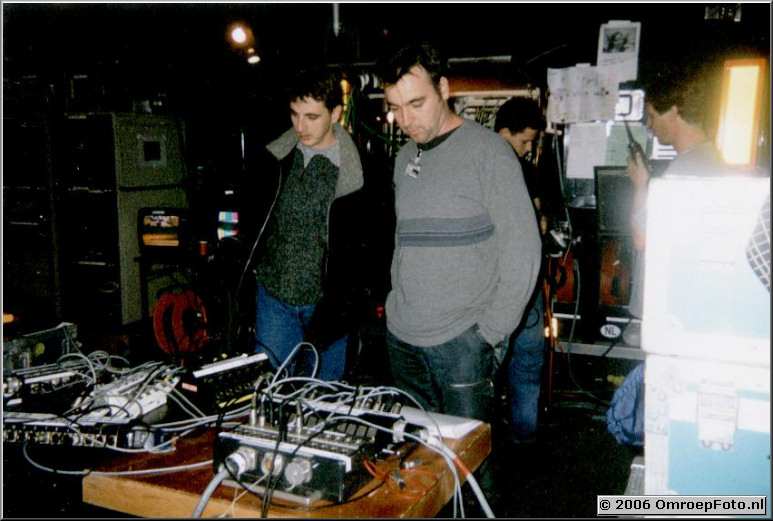 Foto 35-684. Domino Day 1999