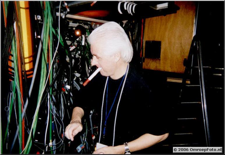 Foto 35-685. Domino Day 1999 Jan van Ooijen