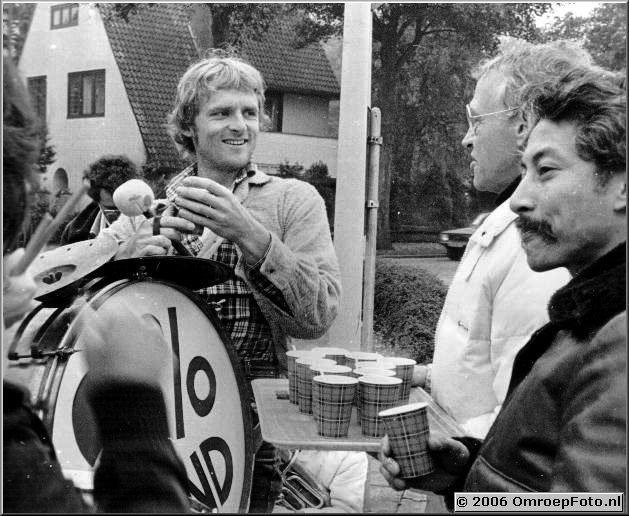 Foto 37-724. Bart, Willem en Armand