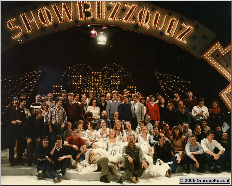 Foto 39-776. Opname 'Showbizzquizz'