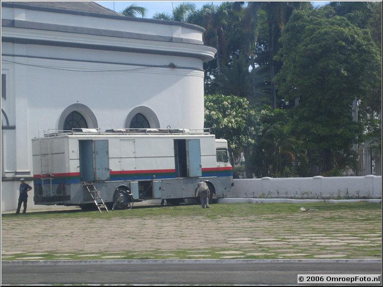 Foto 41-814. Cubaanse Reportagewagen