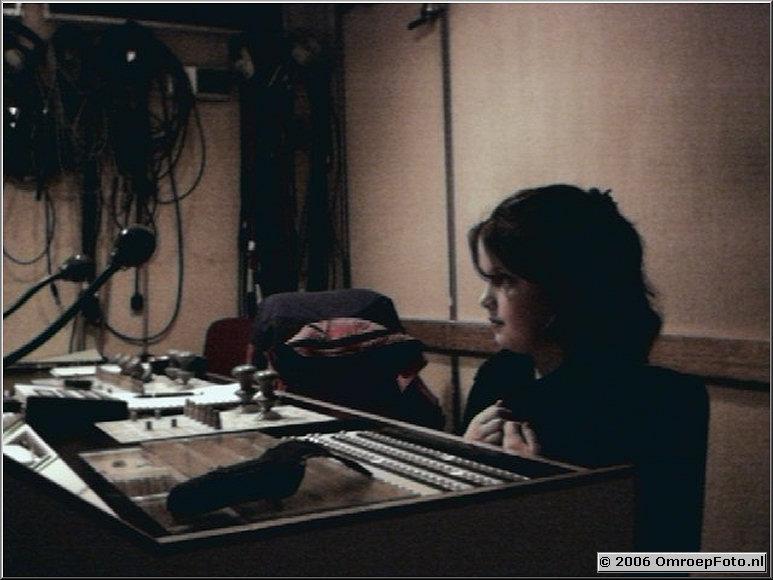 Foto 43-00855. Één van de dochters van René Verhagen