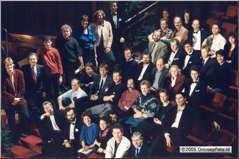 Foto 47-933.'KerstConcert' 1989