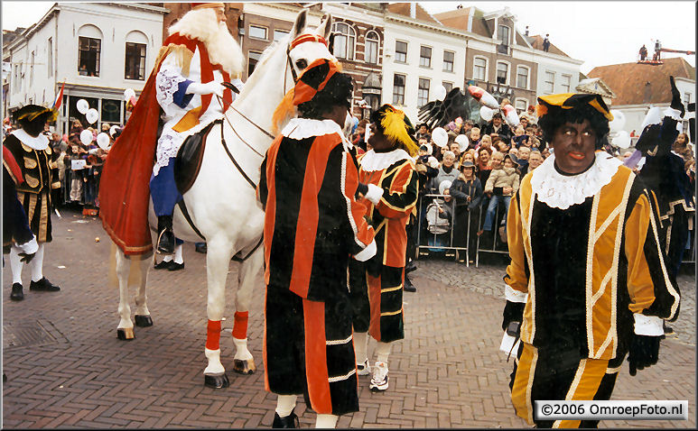 Doos 50 Foto 997 Sinterklaas Intocht