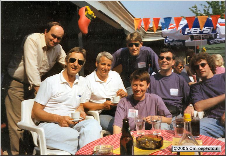 Doos 50 Foto 1000 Koninginnedag Vlieland