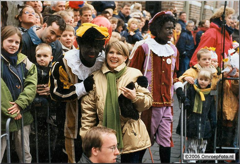 Doos 51 Foto 1011 Sinterklaas Intocht