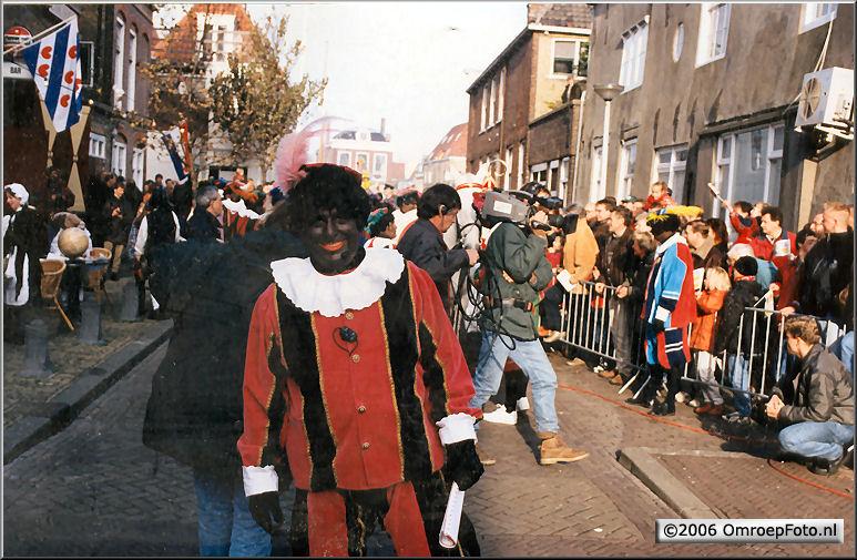 Doos 51 Foto 1016 Sinterklaas Intocht