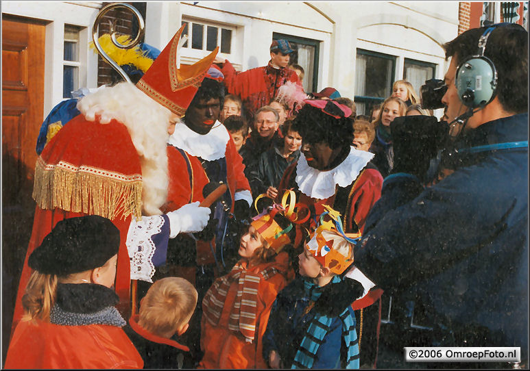 Doos 51 Foto 1017 Sinterklaas Intocht