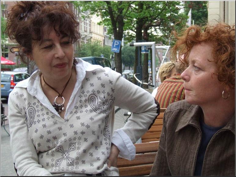 Doos 53 Foto 1045 Edith en Maria