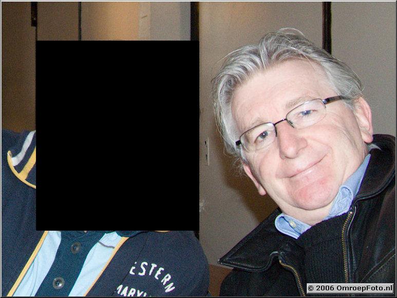 Doos 53 Foto 1049 100 jaar ervaring met opnameleiding...Chander Soekhai en Tommy Byrne