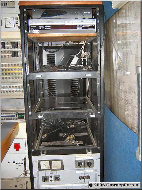 Doos 55 Foto 1082 BetaRack van de (oude) DV-5
