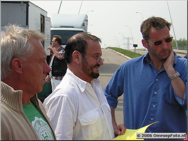 Doos 55 Foto 1100 Het regiewezen...Arnold, Zdenjek en ?