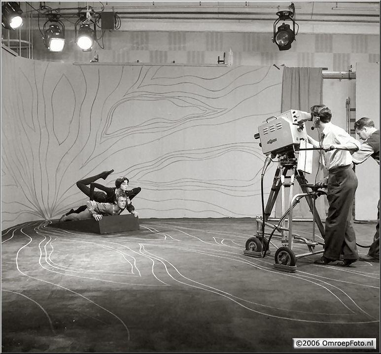 Doos 59 Foto 1161 Ballet 25 mei 1955
