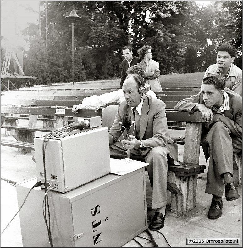 Doos 67 Foto 1328. Zuiderpark 1957