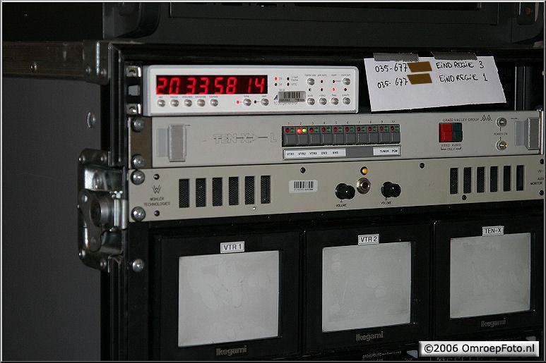 Doos 73 Foto 1443. TimecodeGenerator in de SchieSet