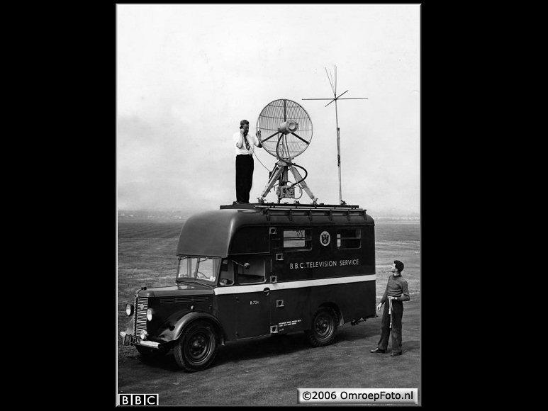 Doos 74 Foto 1478. BBC Wagen 1