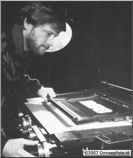 Doos 77 Foto 1535 Hans Leideritz 1987