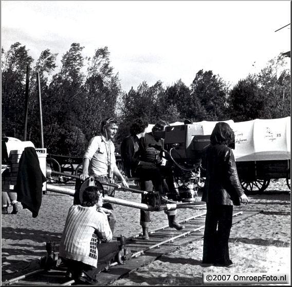 Doos 81 Foto 1619. Tim Nijzink en Ruud Stienen in Slagharen