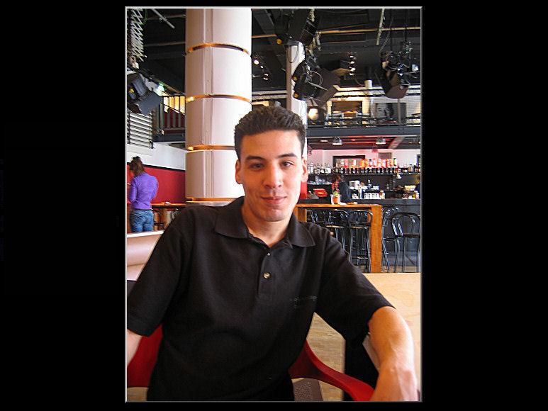Doos 82 Foto 1623. Redouan Ben Salah †