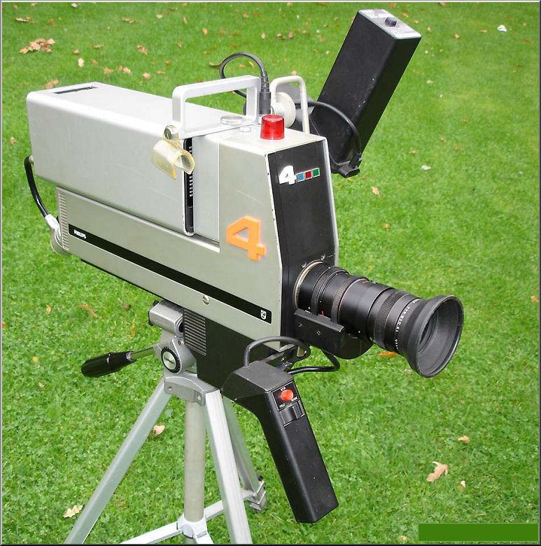 Doos 82 Foto 1632. Philips camera. Foto copyright : Marcel van Grinsven www.marcelstvmuseum.com
