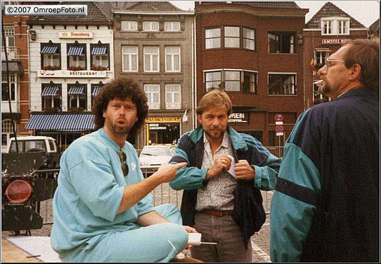 Doos 84 Foto 1672. 'Nederland Muziekland' in Volendam