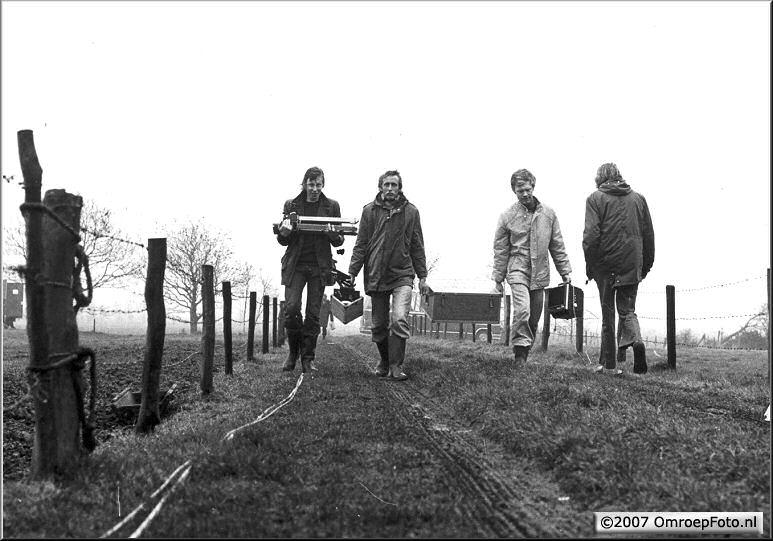 Doos 85 Foto 1689. Produktie 'Esther' Balkbrug in Friesland. Foto Eric Bergmeijer, NOS fotograaf