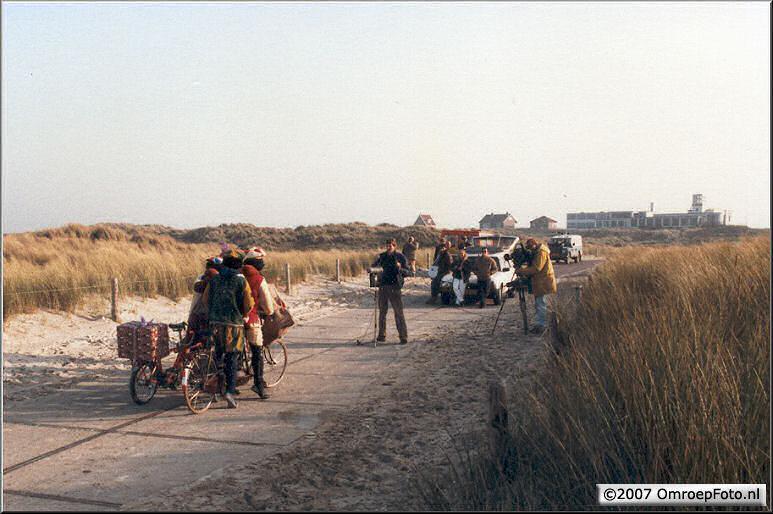 Doos 88 Foto 1747. Sinterklaas 1984 Terschelling