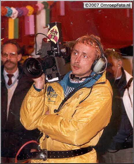 Doos 88 Foto 1749. Sinterklaas 1984 Terschelling