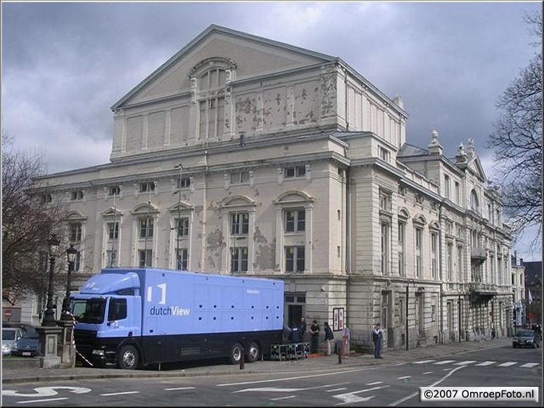 Doos 90 Foto 1785 Reportage in Verviers Belgie 2006 in opdracht van ENG Video House met de DV 1