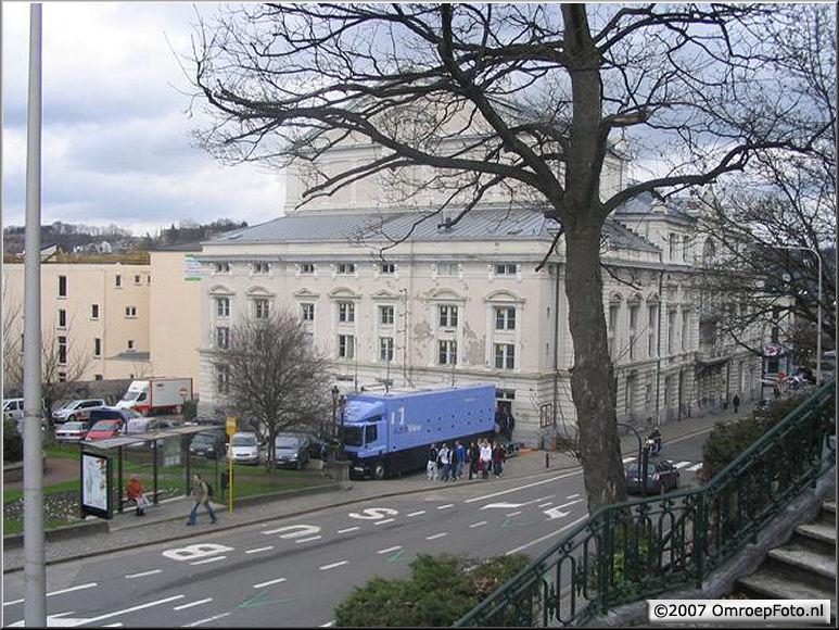 Doos 90 Foto 1786 Reportage in Verviers Belgie 2006 in opdracht van ENG Video House met de DV 1