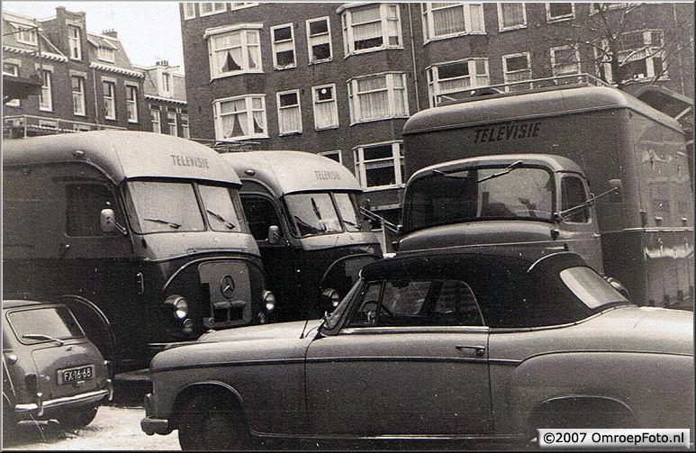 Doos 95 Foto 1899 NTS Trein-5 1966 (Carr� Amsterdam - Snip & Snap Revue)