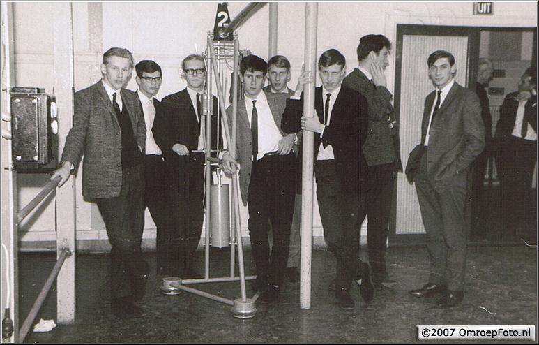 Doos 96 Foto 1903. Santbergen 1965 (Cursus Beeld en geluid 1965)