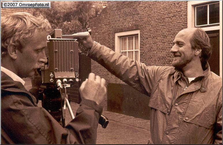 Doos 96 Foto 1910. 1986 Rond het IJselmeer met Marco Bakker
