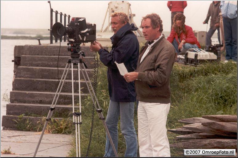 Doos 96 Foto 1918. 1986 Rond het IJselmeer met Marco Bakker BCN Timecodegenerator