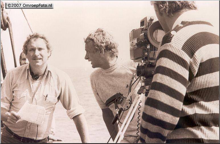 Doos 96 Foto 1920. 1986 Rond het IJselmeer met Marco Bakker