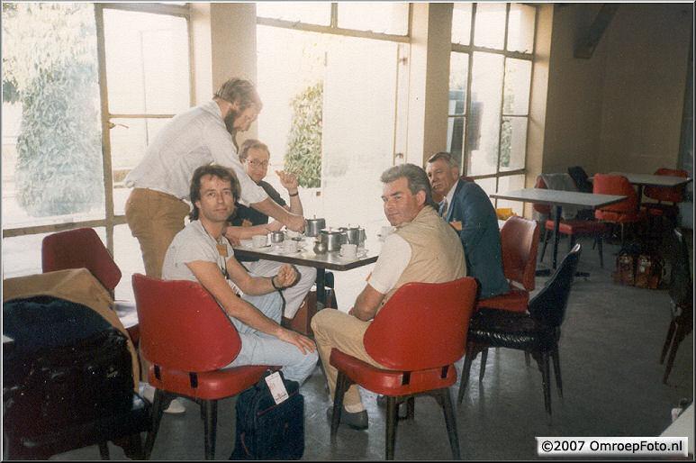 Doos 99 Foto 1963. Staatbezoek aan India 1986