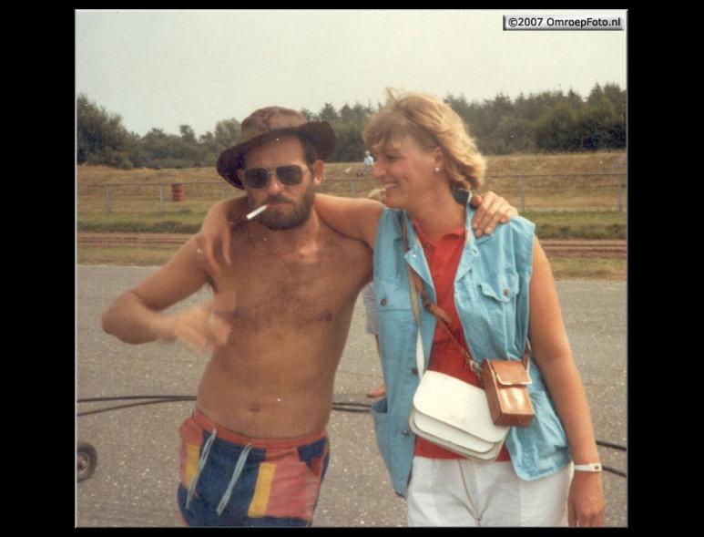 Doos 99 Foto 1975. Frans Kuijper Toneel en Truus Groot Planning Achteruitrijden Valkenswaard 1983